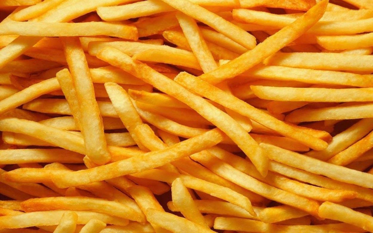 French Fries Production Line French Fries Production