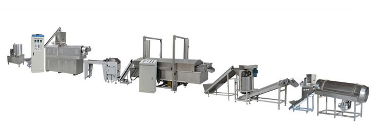 Pellet Chips Production Machinery