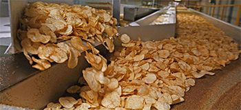 Potato Chips Porduction Line