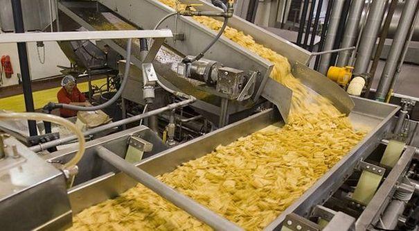 Process Of Potato Chips Production Line-1