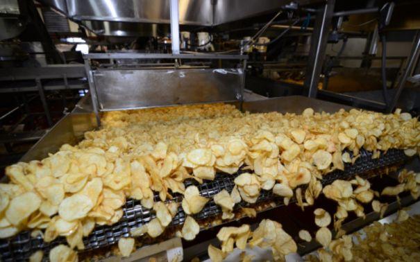 Process Of Potato Chips Production Line