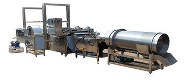 Potato Chips Production Machinery